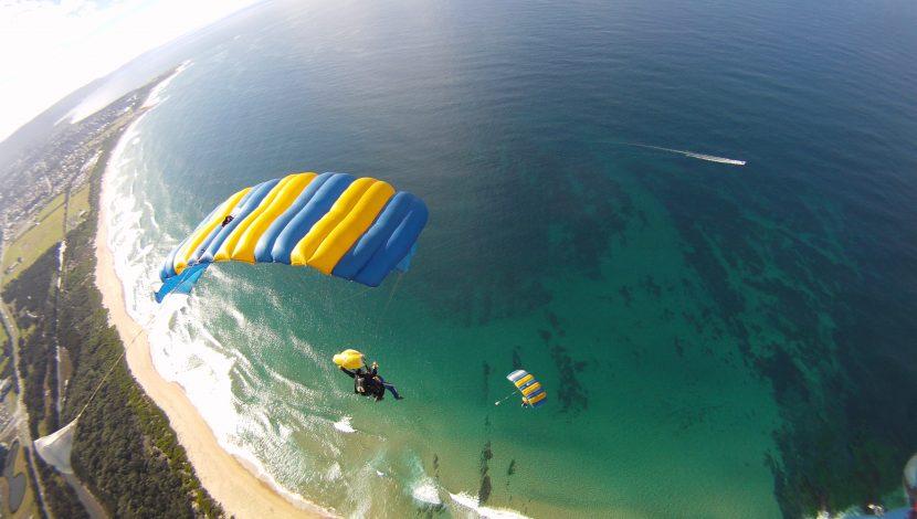 Skydive Australia Wollongong
