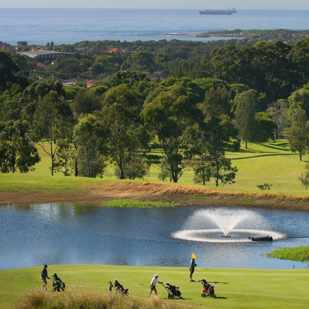 The Vale Golf Course - Wollongong
