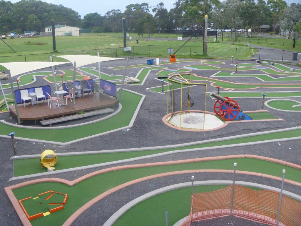 Helensburgh Golf Driving Range & Putt Putt Complex