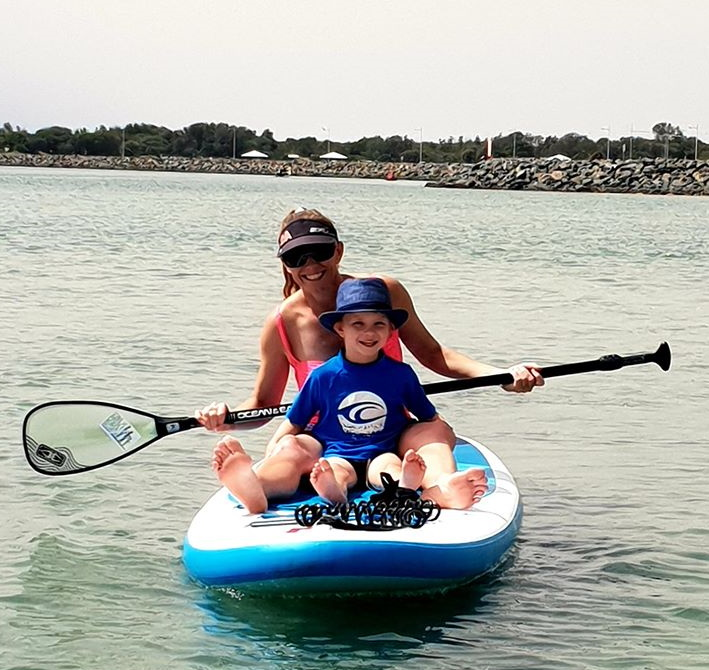 Mother's Day - SUP Shellharbour