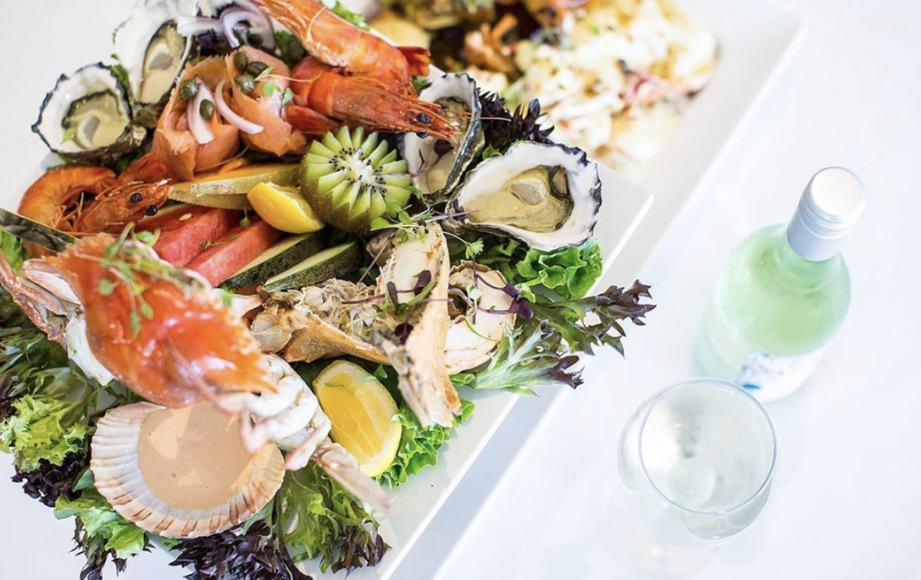 Lagoon - Seafood Platter for Two