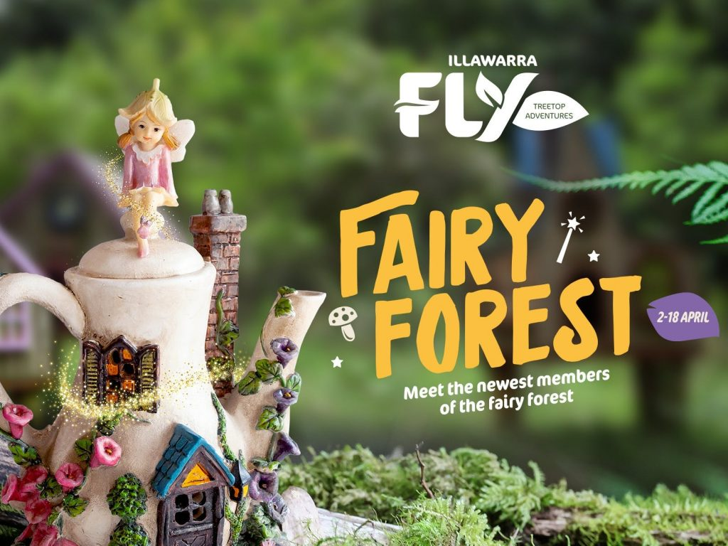 Fairy Forest at the Illawarra Fly