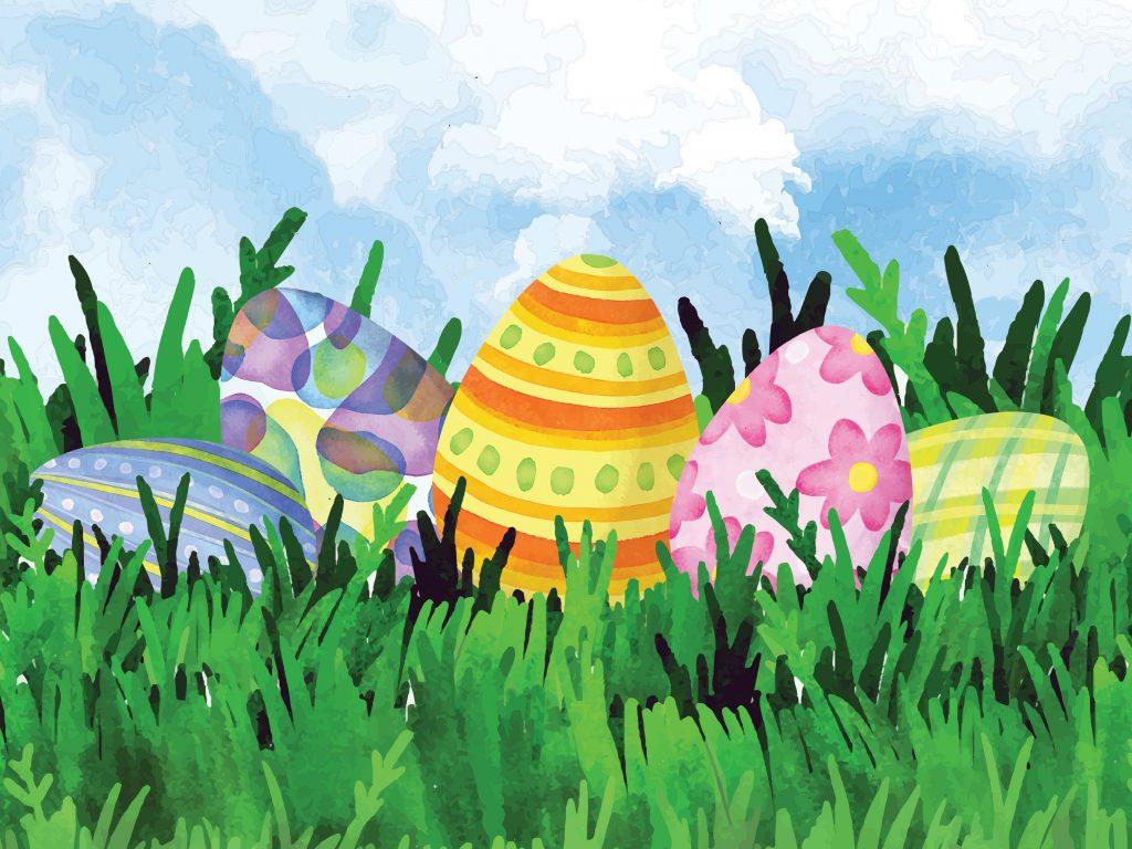 The Golden Easter Egg Hunt
