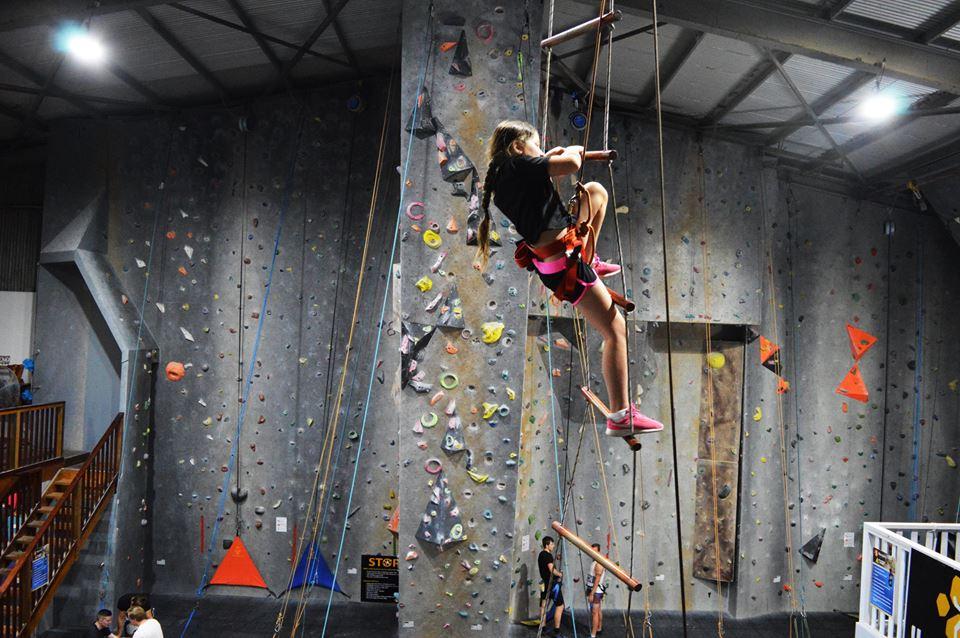 Hangdog Climbing Gym