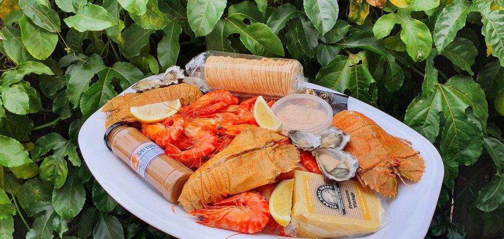 Harley and Johns Seafood